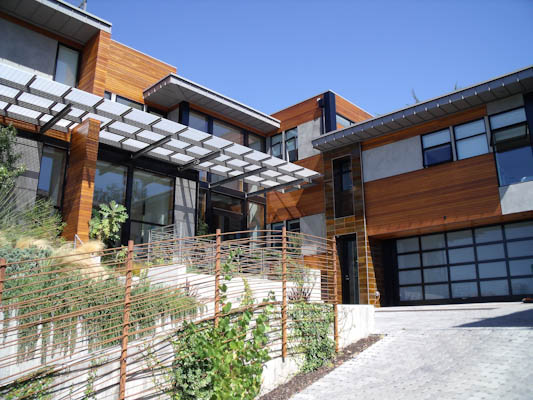 Oakland LEED Home