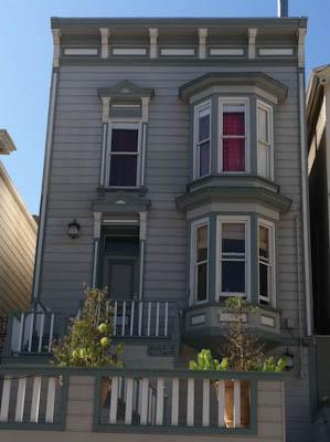 San Francisco Victorian