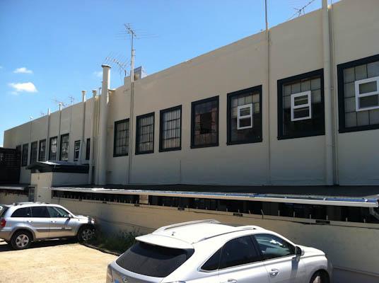 Oakland Commercial Building