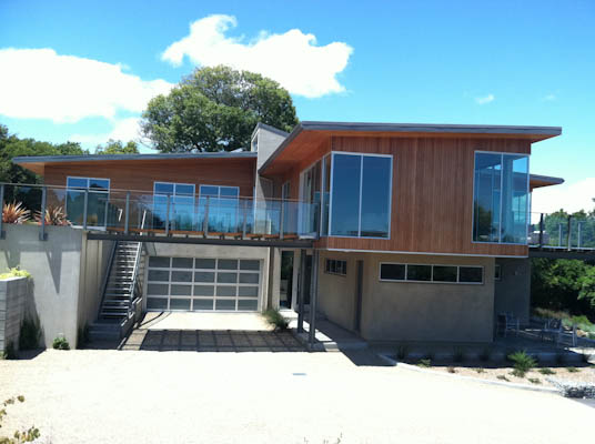 Tiburon LEED Home